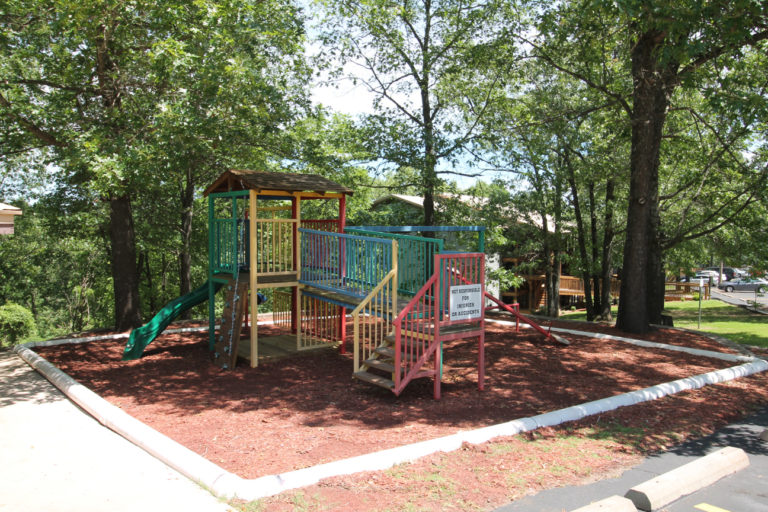 Another View of the Playground at Notch Estates
