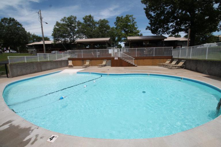 Pool #1 at Notch Estates