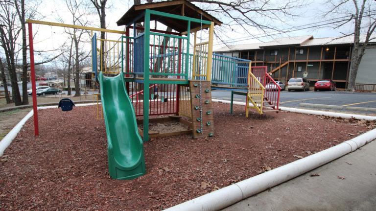 Playground at Notch